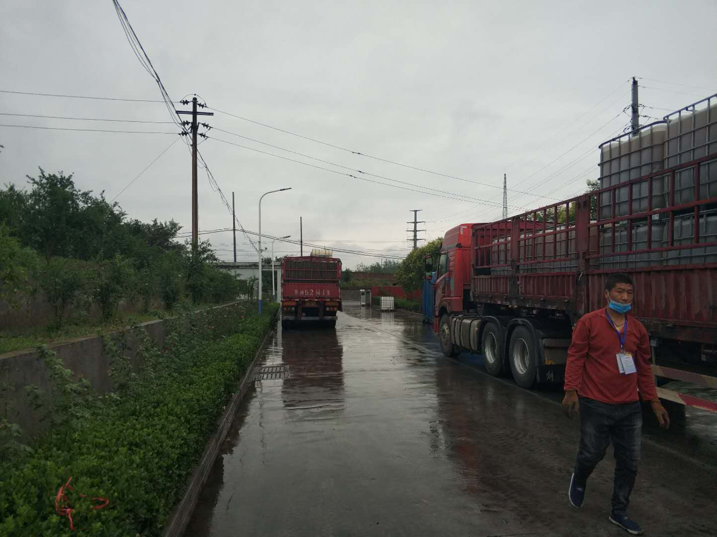 Xi'an polyacrylamide delivery